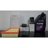 Kit Filtros Aceite+aire+nafta+elaion F50 Plus Gol Power 1.4