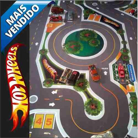 Hot Wheels Pista P/ Hot Wheels Incrivel + + Vendida - P