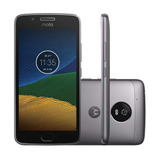 Celular Motorola Moto G5 Plus Gris / 2gb Ram / 32gb Dualsim