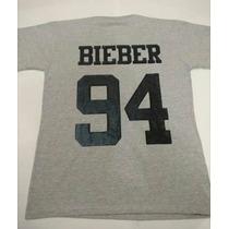Remeras Justin Bieber Purpose Tour
