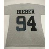 Remeras Justin Bieber 94 Purpose Tour