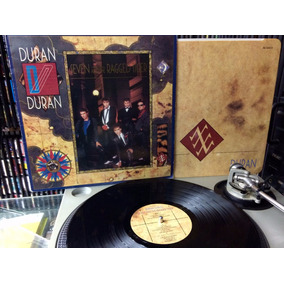 Vinilo Full Duran Duran Seven And The Ragged Tiger Imp