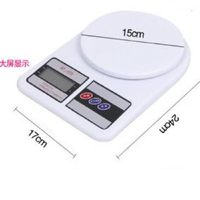 Balança De Cozinha - Digital - De 1 A10 Kg Alta Precisão