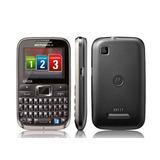 Aparelho Celular 3 Chips Motorola Motokey Ex117