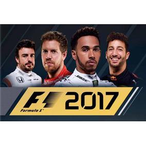 F1 2017 !!! Estreno Exclusivo De Mundo Digital - Digital