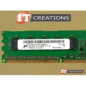 4gb Ddr3 Ecc Pc3-10600e 12800e Memoria Servidor Hp Ml Lenovo