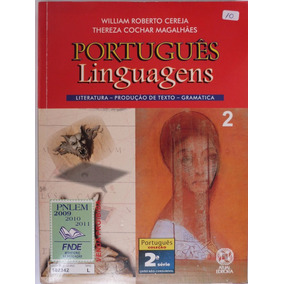 Livro: Português Linguagens Vol. 2 - William Roberto Cereja