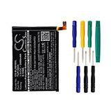 Blu-tlp15025 Batería De Replacement Párrafo Blu Una Vida 201