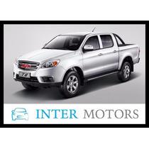 Jac T6 2.0 D/c Extra Full U$s16.385 Leasing Inter Motors