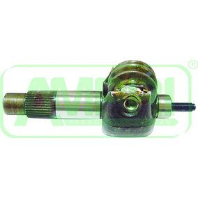 Eixo Setor Caixa Direção Vw 11130/ 13130/ 21160 (mecânica)