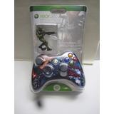 Control Edicion Limitada Xbox 360 Halo 3 Envio Gratis