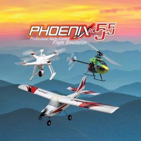 Simulador Phoenix Rc 5.5 Dvd Ou Link Para Download Grátis