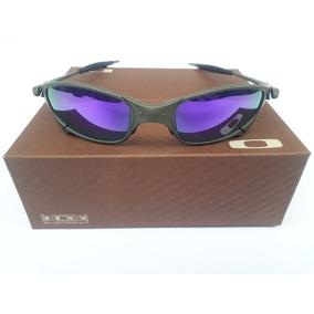 Oakley X Squared Lente Roxa - Óculos De Sol Oakley Juliet no Mercado ... a82c7340bb