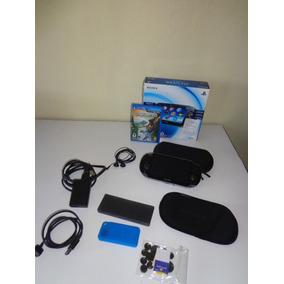 Psvita Sony Psp Ps4 Negro Juego Uncharted Accesorios Memory