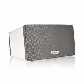Parlante Wireless Wifi Sonos Play 3
