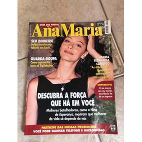 Revista Ana Maria 306 Maria Fernanda Cândido Ano 2002