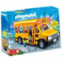 Playmobil 5940 City Action Bus Escolar Colectivo Luz