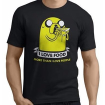 Remera Jake Adventure Time Finn Bmo Hora De Aventura