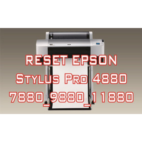 Reset Impressora Epson Stylus Pro_4880_7880_9880_11880