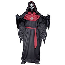 Disfraz Para Niño Emperador De Vestuario Mal - Pequeño