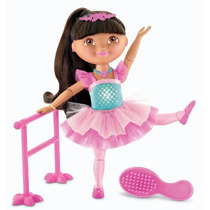 Fisher-price Dora La Danza Y La Bailarina Explorador De Spa