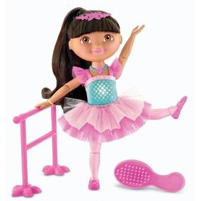 Fisher-price Dora La Danza Y La Bailarina Explorador De Spa