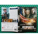 Dvd Invasão A Casa Branca - Gerard Butler - Morgan Freeman
