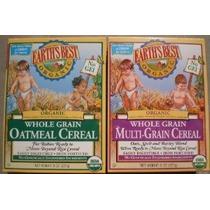 Mejor Conjunto Orgánico De La Tierra Grano De Avena Y Cereal