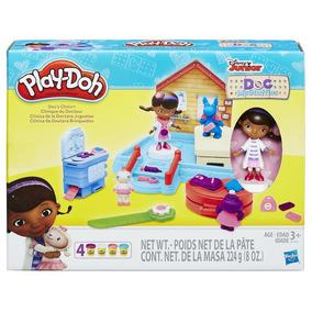 Play-doh Clínica De La Doctora Juguetes