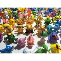 Miniaturas Pokemon Go Sortidas Pvc Alta Qualidade Aleatório