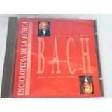 Disco Enciclopedia De La Música Juan Sebastian Bach Original