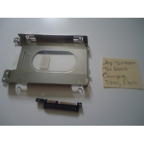 Caddy Con Conector De Disco Duro Usado De Hp Y Compaq