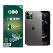 Pelicula Hprime Fiberpro 9h P/ iPhone 12 E 12 Pro 6.1 Pol
