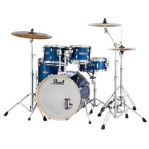 Bateria Pearl Export Exx725sp/c Blue Electric Shellpack
