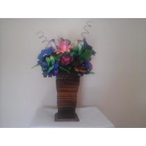 Arranjo De Flores Taça Para Decoração, Festas, Aniversários