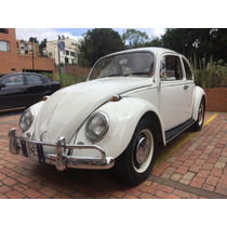 Volkswagen 1967 Placa Antiguo