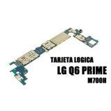 Lg Q6 Prime Tarjeta Logica M700h Telcel