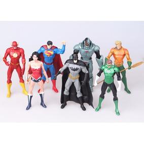 Liga Da Justiça Justice League Super Batman Flash Mulher Dc