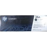 Toner Original Hp 36a Laserjet M1120/m1522mfp P1505 Cb436a