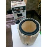 Filtro Aspiradora Ridgid Original Vf4000