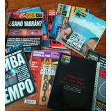 Lote Revista Veintiuno / Veintidos / Veintitres - 98 Al 2000