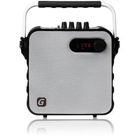 Parlante Bluetooth Portatil Master G Mic Inalambrico 5 Pulg