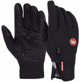Guantes Neoprene Termicos Moto Tactil Frío Invierno! Wagner!