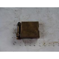 Antiguo Encendedor De Bronce Para Partes, Esta Incompleto
