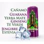 Makka Drinks Bebida Energetica Con Extracto De Cañamo