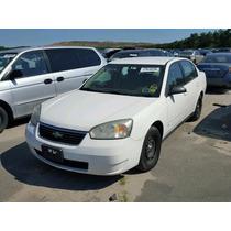 Chevrolet Malibu 2004-2008 Carter Motor Y Boton Seguros