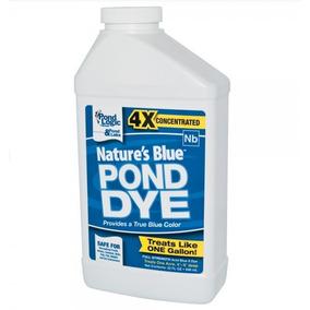Pond Dye Colorante Para Estanque Azul Inhibidor Algas