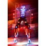 Robot Led Zancos Co2 Pirotecnia Fuego Frio Iron Man Led