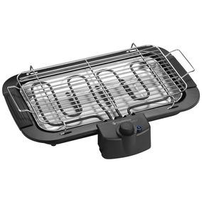 Churrasqueira Elétrica Cadence Tasty Ll, Grill Grl802 110v
