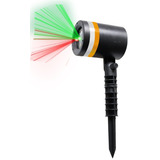Proyector Luces Navidad Laser 4 Modos De Luz Envio Gratis